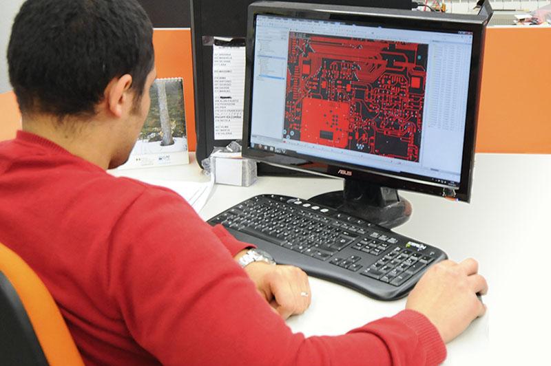Saet SrlPCB/CAD and 3D development - Saet srl