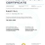 CERTIFICATO-S A E T _SRL-ISO_9001-2015-07-02_1-1W4UL1T_CC